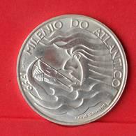 PORTUGAL 1000 ESCUDOS 1999 - 27,2 GRS - 0,500 SILVER   KM# 721 - (Nº23896) - Portugal