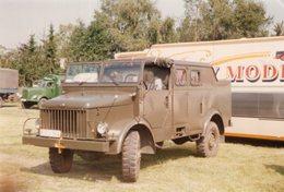 Militär - Fahrzeug - Automobili
