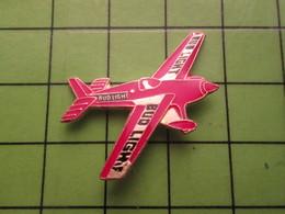 718b Pin's Pins / Beau Et Rare : Thème AVION AVIATION / AVIONDE VOLTIGE BUD LIGHT BIERE - Airplanes