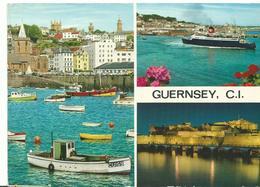 Angleterre  Guernsey C I - Guernsey
