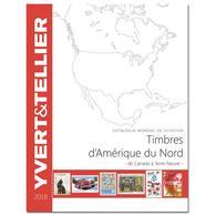 Nouveauté Catalogue Yvert Et Tellier Des Timbres D'Amérique Du Nord 2018 - Catalogues De Cotation