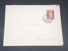 FINLANDE - Enveloppe Pour Tampere En 1947 - L 19636 - Finland