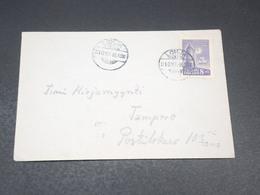 FINLANDE - Enveloppe De Lohja Pour Tampere En 1946 - L 19638 - Cartas