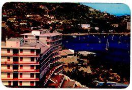Mexico 1950's Postcard Hotel Majestic - Acapulco, Gro. - Mexique