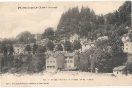 ***  88  ***  PLOMBIERES LES BAINS -  Route D'Epinal Côteau De La Vierge - Neuve Excellent état - Plombieres Les Bains