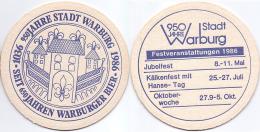 #D215-152 Viltje Warburger Brauerei F. Kohlschein - Sous-bocks