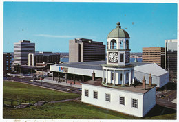 Historic Town Clock, Halifax, N.S. - Halifax