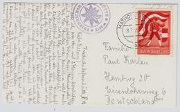 1951, Nr. 953, Portoger. EF In Seltener Versandart! , #a735 - 1945-60 Briefe U. Dokumente