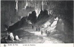 Grottes De HAN - La Salle Des Mamelons - N'a Pas Circulé - Rochefort