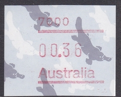 Australia ASC 1038 1986 Platypus, Mint Never Hinged - 1980-89 Elizabeth II