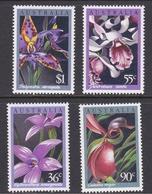 Australia ASC 1040-1043 1986 Native Orchids, Mint Never Hinged - 1980-89 Elizabeth II