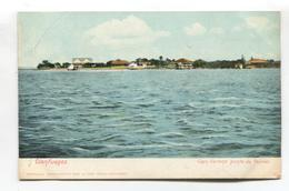 Cienfuegos, Cuba - Cayo Carena Punto De Recreo - Early Postcard - Cuba