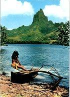TAHITI - MOOREA Plage De Pao Pao - Tahiti