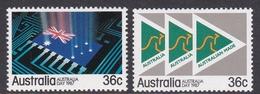 Australia ASC 1052-1053 1987 Australia Day, Mint Never Hinged - 1980-89 Elizabeth II