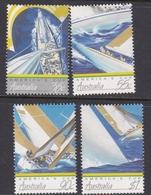Australia ASC 1054-1057 1987 America's Cup Defence, Mint Never Hinged - 1980-89 Elizabeth II