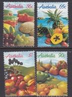 Australia ASC 1058-1061 1987 Fruits, Mint Never Hinged - 1980-89 Elizabeth II