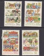 Australia ASC 1062-1065 1987 Agricultural Shows, Mint Never Hinged - 1980-89 Elizabeth II