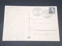 NORVÈGE - Affranchissement Du Cap Nord Sur Carte Postale En 1966 - L 19648 - Brieven En Documenten