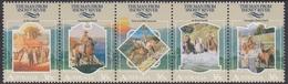Australia ASC 1075-1079 1987 The Man From Snowy River, Mint Never Hinged - 1980-89 Elizabeth II