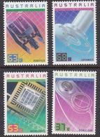 Australia ASC 1090-1093 1987 Technology, Mint Never Hinged - 1980-89 Elizabeth II