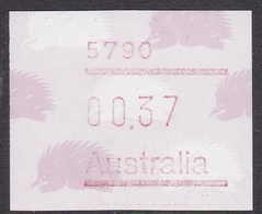 Australia ASC 1094 1987 Echidna Frama Stamp, Mint Never Hinged - 1980-89 Elizabeth II