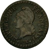 Monnaie, France, Dupré, Centime, AN 6, Paris, TB+, Bronze, Gadoury:76, KM:646 - France