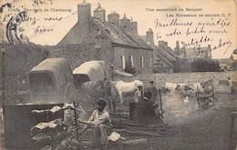 Environs De Cherbourg - Une Assemblée Au Becquet - Les Rotisseurs De Mouton - Autres Communes