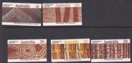 Australia ASC 1103-1107 1987 Aboriginal Crafts, Mint Never Hinged - 1980-89 Elizabeth II