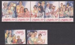 Australia ASC 1108-1114 1987 Christmas, Mint Never Hinged - 1980-89 Elizabeth II