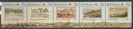 Australia ASC 1147-1171 Australia Bicentennial XI The Early Years, Mint Never Hinged - 1980-89 Elizabeth II