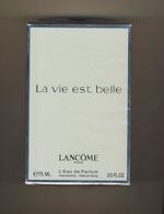 Parfum Lancome LA VIE EST BELLE   75 ML BLISTER NEUF - Fragrances (new And Unused)