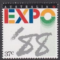 Australia ASC 1153 1988 Expo 88, Mint Never Hinged - 1980-89 Elizabeth II