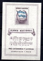 Hb De Argentina - Blocks & Sheetlets