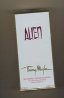 Parfum Thierry Mugler ALIEN  Ressourcables    90 ML BLISTER NEUF - Fragrances (new And Unused)