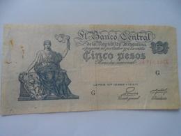 Argentina : 5 Pesos - Argentina