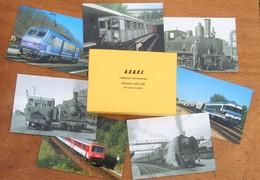 Lot De 103 Cartes Postales Ferroviaires ACACF - - Postcards