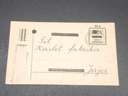BOSNIE HERZEGOVINE - Entier Postal En 1919 Pour Jajce - L 19655 - Bosnie-Herzegovine