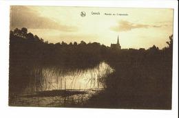 Carte Postale Belgique - Genk - Marais Au Crépuscule - S1309 - Genk