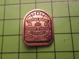 718b Pin's Pins / Beau Et Rare : Thème BOISSONS / CHIVAS REGAL BLENDED SCOTCH WHISKY - Beverages