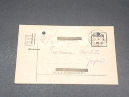 BOSNIE HERZEGOVINE - Entier Postal En 1919 Pour Jajce - L 19659 - Bosnie-Herzegovine