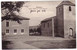 DALSTEIN - Ecole - Mairie Et Vieille Chapelle . - France