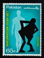 PAKISTAN 1977 - World Rheumatism Year, 1v MNH - Pakistan
