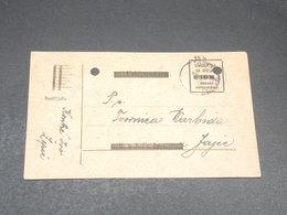 BOSNIE HERZEGOVINE - Entier Postal En 1920 Pour Jajcu - L 19664 - Bosnie-Herzegovine