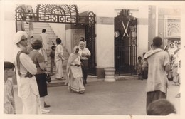 INDIA. UNKNOW PLACE CIRCA 1940's. TRADITIONAL VETEMENT- CPA- BLEUP - India