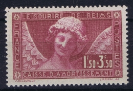 France : Yv 256 Postfrisch/neuf Sans Charniere /MNH/**  1930 Caisse D´Amortisement - France