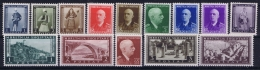Italian Occupation Of Albania: Sa 16 - 27 Postfrisch/neuf Sans Charniere /MNH/** - Albania