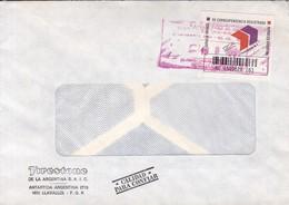 FIRESTONE. COMMERCIAL ENVELOPE-PRIVATE MAIL OCA YEAR 1991-ARGENTINE- BLEUP - Argentina