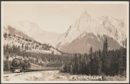 Mount Chancellor, British Columbia, C.1920s - Byron Harmon RPPC - British Columbia
