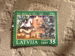 Latvia Used Stamp 2009 - Letonia