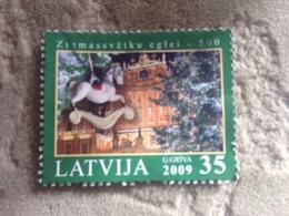 Latvia Used Stamp 2009 - Lettonie